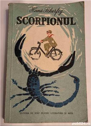 1956!!     Scorpionul, de Hans Scherfig - imagine 1