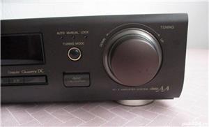 Tuner Technics ST-GT550 cu RDS si antena AM FM manual - imagine 3