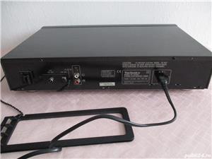 Tuner Technics ST-GT550 cu RDS si antena AM FM manual - imagine 6