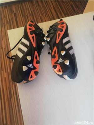 Ghete fotbal Adidas originale Mărimea 40/40, 5. - imagine 6