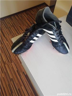 Ghete fotbal Adidas originale Mărimea 40/40, 5. - imagine 7