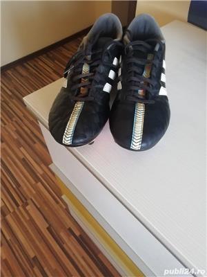 Ghete fotbal Adidas originale Mărimea 40/40, 5. - imagine 8