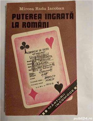 Puterea ingrata la romani, Mircea Radu Iacoban - imagine 1