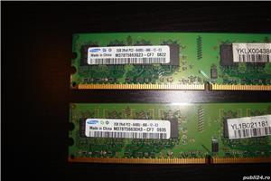 ram Samsung DDR2 8gb 800 mhz pc2 6400 4x 2048mb - imagine 2