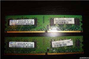 ram Samsung DDR2 8gb 800 mhz pc2 6400 4x 2048mb - imagine 5