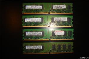ram Samsung DDR2 8gb 800 mhz pc2 6400 4x 2048mb - imagine 1