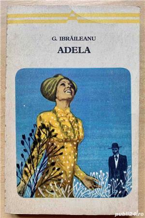 Adela - G. Ibraileanu (3 editii) - imagine 4