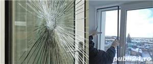 Ofer servicii de inlocuire a sticlei sparte  - imagine 1