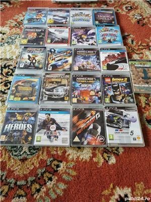PS 3 + 21 de jocuri CADOU - imagine 3