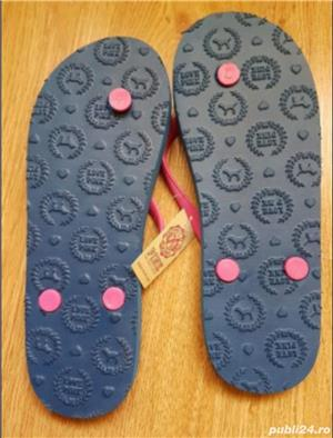 Slapi papuci Victoria Secret Pink, 36/37 - imagine 4