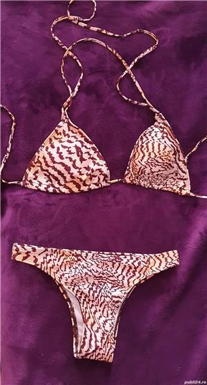 Costum baie superb animal print M - imagine 4