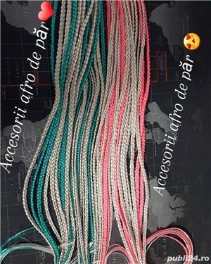 accesorii afro de păr - imagine 4