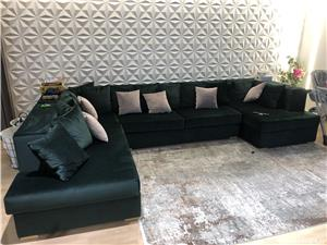 Canapea colțar extensibila  - imagine 2