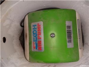 Vand pompa de aer pentru barbotare statie de epurare Secoh JDK 40. - imagine 1