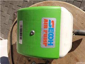 Vand pompa de aer pentru barbotare statie de epurare Secoh JDK 40. - imagine 2