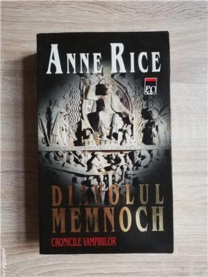 Cărți Anne Rice (Cronicile vampirilor, Mumia, The Wolves of Midwinter) de la 20 lei - imagine 6