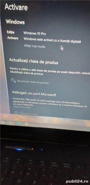 Laptop Lenovo-Emachines display mare 15,6 inch, 3gb ram Windows 10 Profesional activat permanent cu. - imagine 4