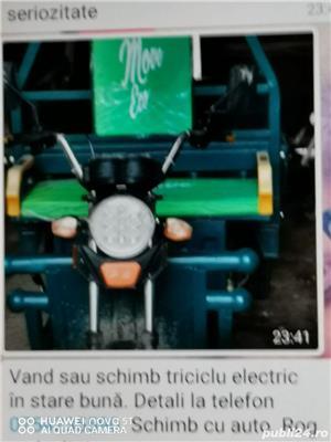 Vând triciclu electric  - imagine 2