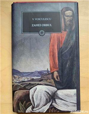V. Voiculescu: Zahei Orbul, Ultimele sonete ale lui Shakespeare etc - imagine 6