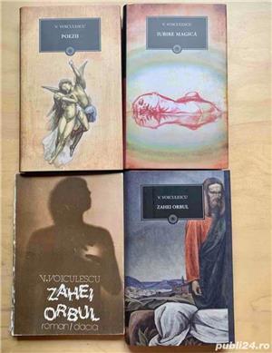 V. Voiculescu: Zahei Orbul, Ultimele sonete ale lui Shakespeare etc - imagine 1