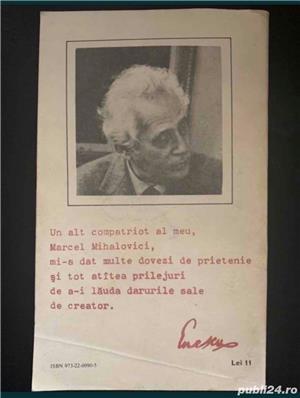 Amintiri despre Enescu, Brancusi si alti prieteni, autor Marcel Mihalovici - imagine 2