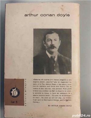 Un studiu in rosu * Semnul celor patru, de Arthur Conan Doyle - imagine 2
