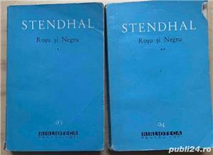 Stendhal - Despre dragoste / Armance / Rosu si negru / Manastirea din Parma - imagine 3