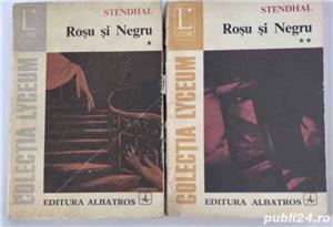 Stendhal - Despre dragoste / Armance / Rosu si negru / Manastirea din Parma - imagine 5