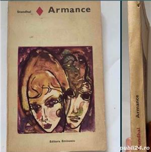 Stendhal - Despre dragoste / Armance / Rosu si negru / Manastirea din Parma - imagine 6