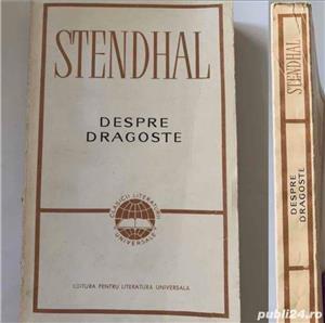 Stendhal - Despre dragoste / Armance / Rosu si negru / Manastirea din Parma - imagine 7