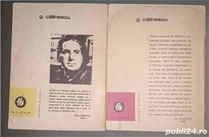 Opera lui M. Eminescu * G. Calinescu, 2 volume - imagine 2