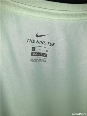 Tricou maneca scurta Nike(Dri-Fit) cu sigla lui Rafael Nadal. - imagine 2