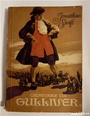 1956!!     Calatoriile lui Gulliver (cu ilustratii, de Jonathan Swift - imagine 1