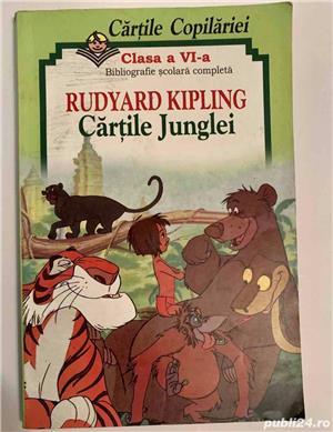 Cartile junglei, de Rudyard Kipling - imagine 1