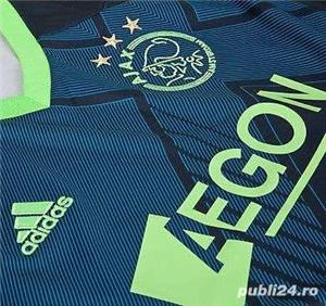 Tricou fotbal de colectie Adidas oficial Ajax - imagine 2