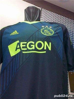 Tricou fotbal de colectie Adidas oficial Ajax - imagine 3
