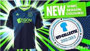 Tricou fotbal de colectie Adidas oficial Ajax - imagine 4