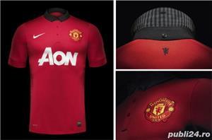 Tricou fotbal Nike FC Manchester United  - imagine 5
