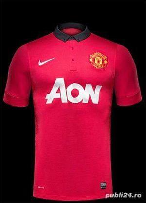 Tricou fotbal Nike FC Manchester United  - imagine 4