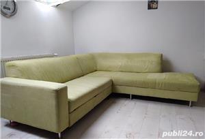 Canapea colțar sufragerie - imagine 1