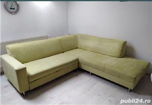 Canapea colțar sufragerie - imagine 3