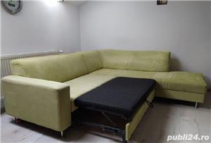 Canapea colțar sufragerie - imagine 2