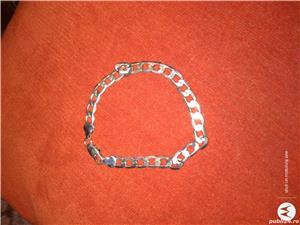 Vand bratari argint si inox,modele pentru femei/barbati/unisex  - imagine 9