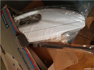 Cutit electric pentru taiat paine Welstar, 100 W, Lame Inox      - imagine 1