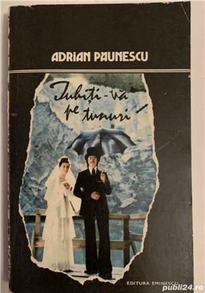 Adrian Paunescu - 9 volume, diverse editii. Detalii in descriere. - imagine 7