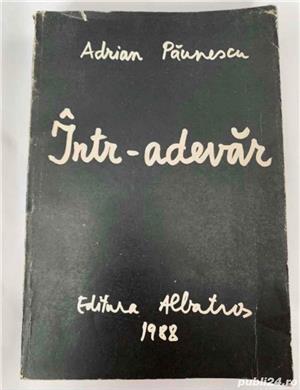 Adrian Paunescu - 9 volume, diverse editii. Detalii in descriere. - imagine 5