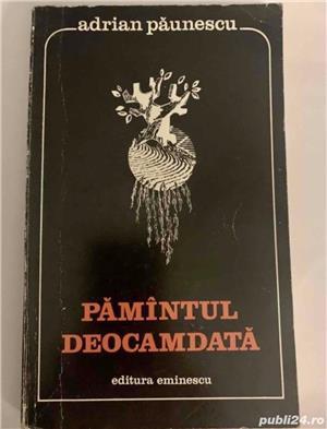 Adrian Paunescu - 9 volume, diverse editii. Detalii in descriere. - imagine 4