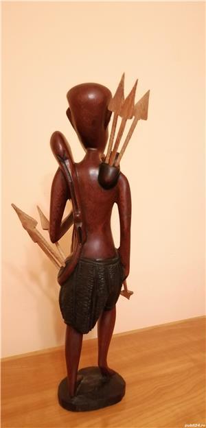 African cu sageti - imagine 2