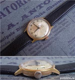 ceas de colectie VILMONT France, cal. LORSA P62, 17 jewels, functional - imagine 1