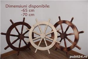 Roată lemn  - imagine 1